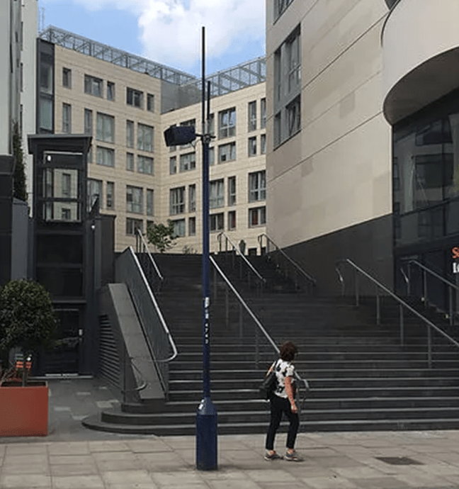 lift access dsa