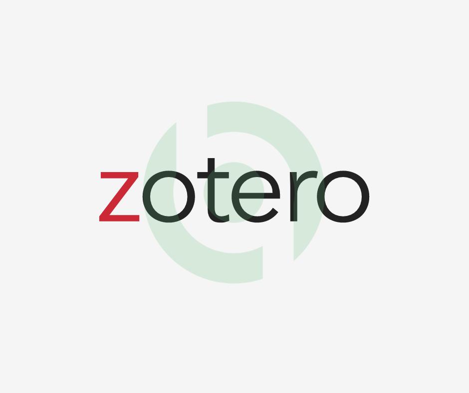 free-software-zotero